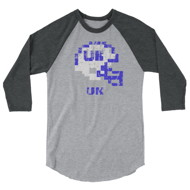 UK Wildcats | Tecmo Bowl Raglan Shirt