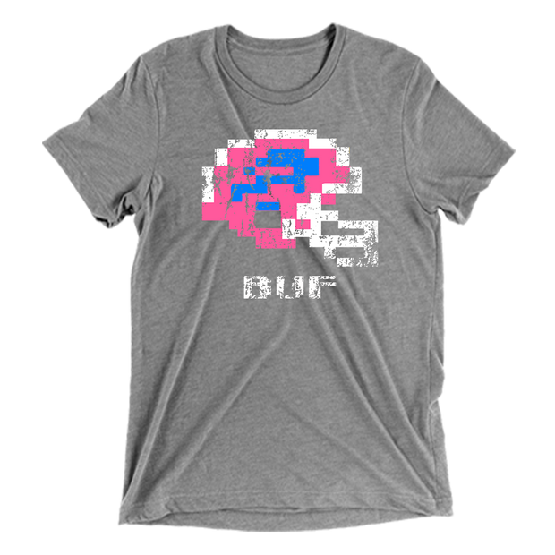 Buffalo Bills Tecmo Bowl T-Shirts