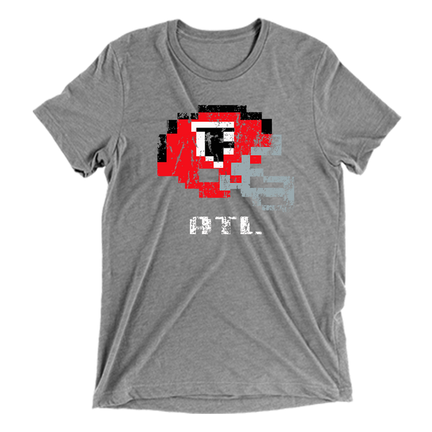 Atlanta Falcons College Tecmo Bowl T-Shirts