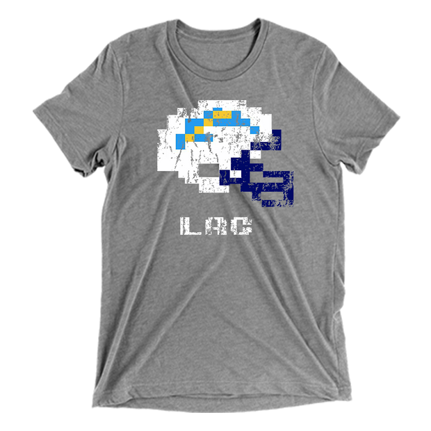 LAX Chargers | Tecmo Bowl Shirt