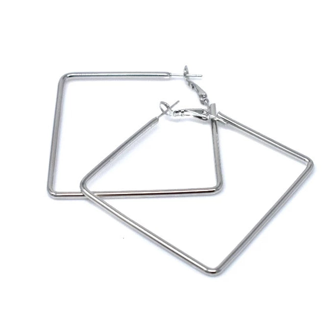 SQUARE HOOPS*