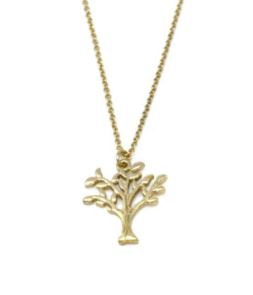 TREE OF LIFE NECKLACE SINGLE PENDANT NECKLACE
