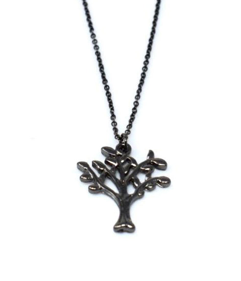TREE OF LIFE SINGLE PENDANT NECKLACE