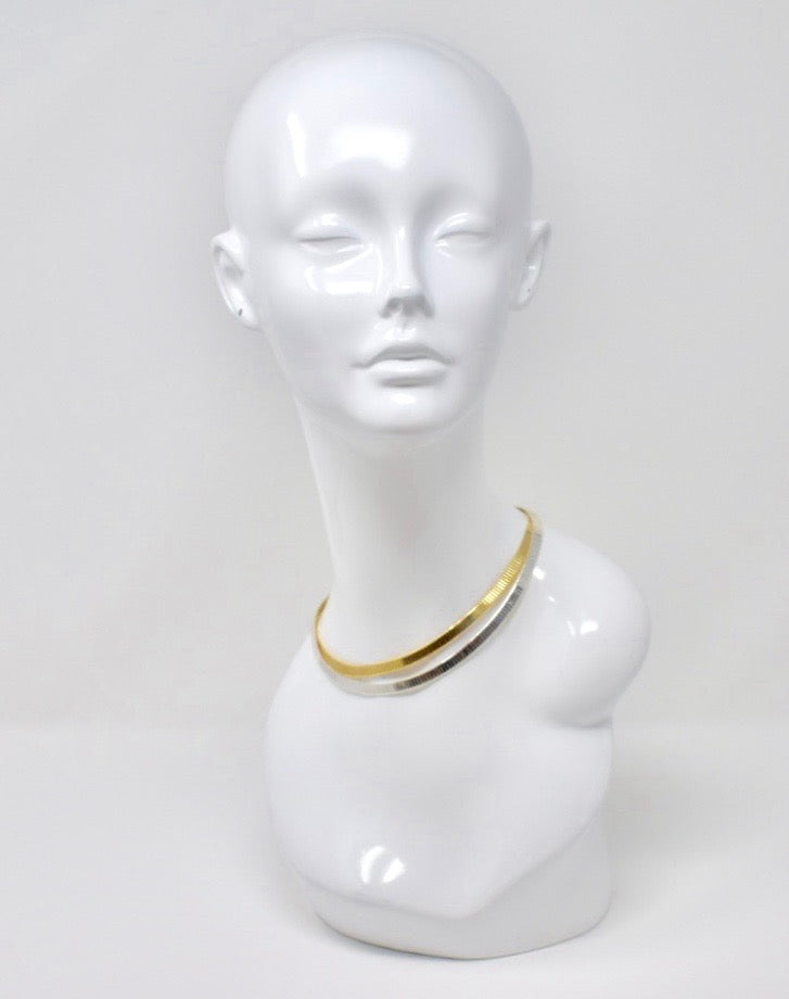 POLISHED TUBOGAS CHOKER