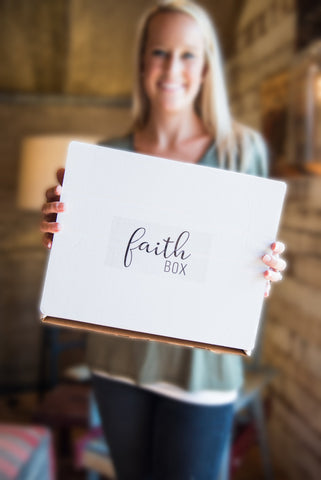 Faith45 Curated Support Boxes