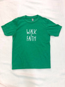 Youth Walk by Faith Tee