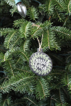Faith45 - ornament - carried and loved