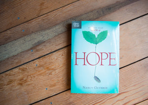 Faith45 - book - devotional - hope - nancy guthrie