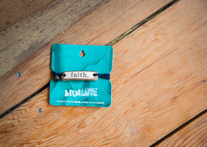 Faith45 - Mudlove - Bracelet - Faith Bracelet