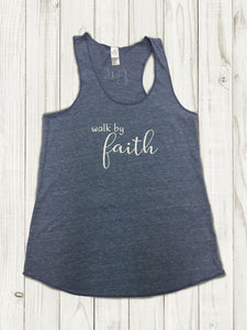 Women's Walk by Faith Tank