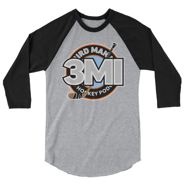 Chell Colours 3/4 Raglan