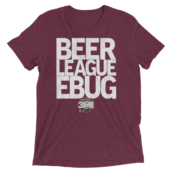 Beer League EBUG Shirt