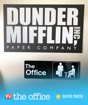 The Office Sign