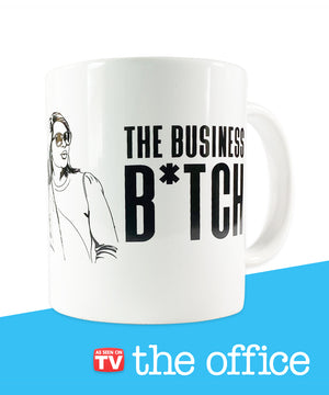 """The Business B*tch"" Coffee Mug"