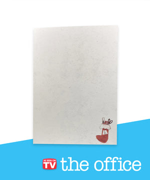 The Office Holiday Pop-Up Greeting Card