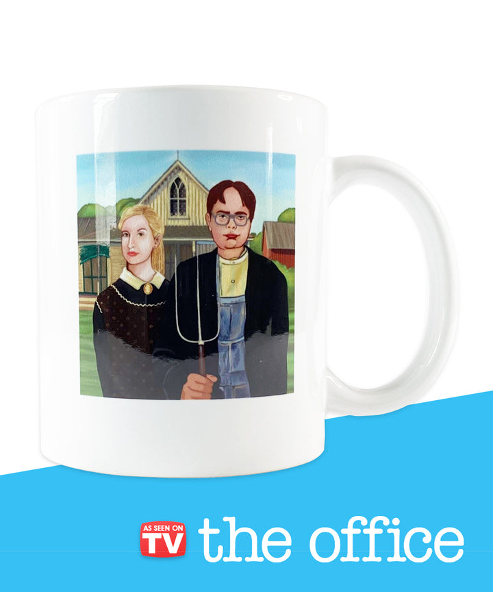 Schrute Farms Coffee Mug