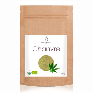 organic hemp protein powder 100g