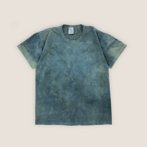 Connected Tee - Happy Tree (Green/Indigo)