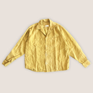 Garden Shirt - Big Sun (Yellow)