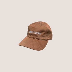 Logo Hat - Brown