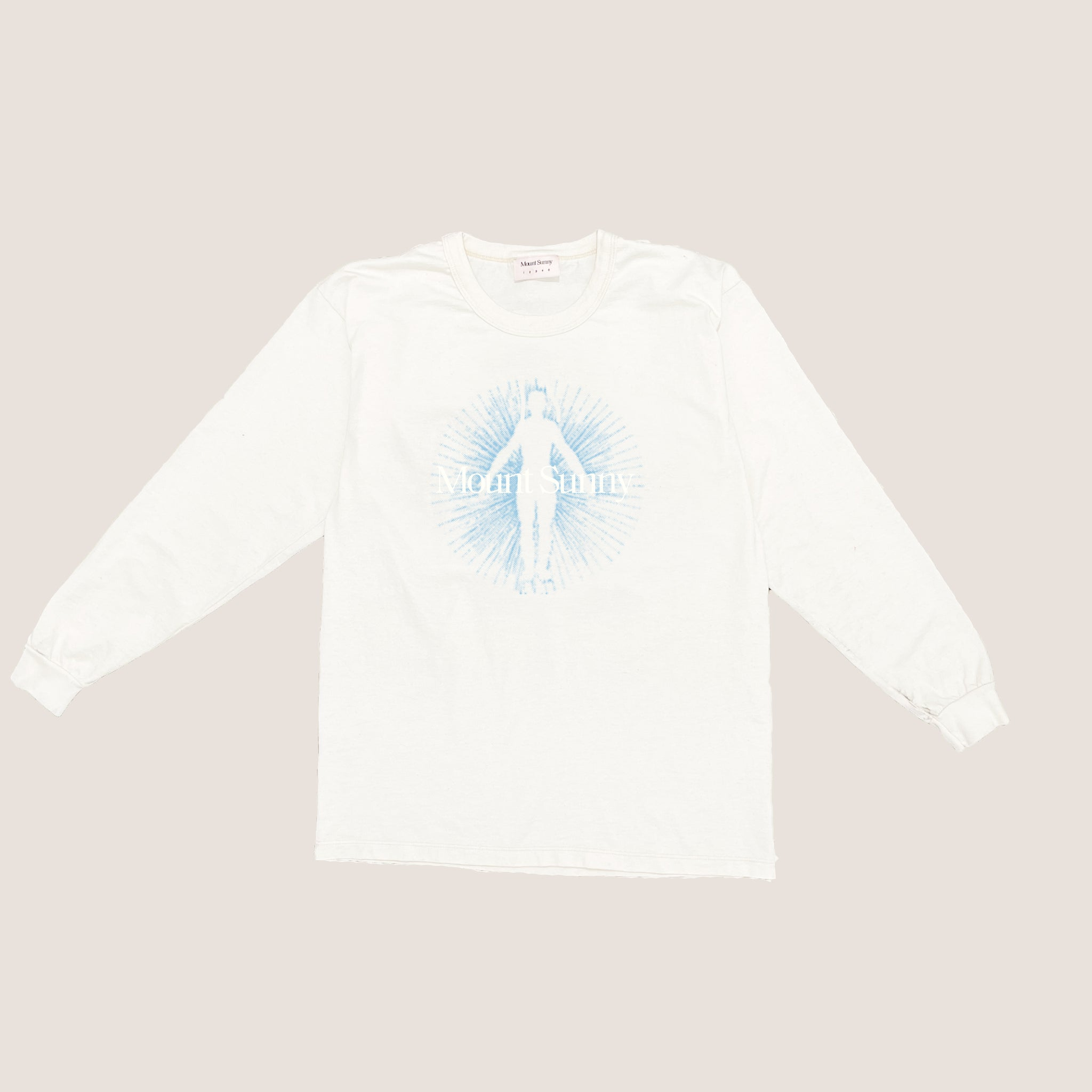 Radiant Long Sleeve Tee - Natural