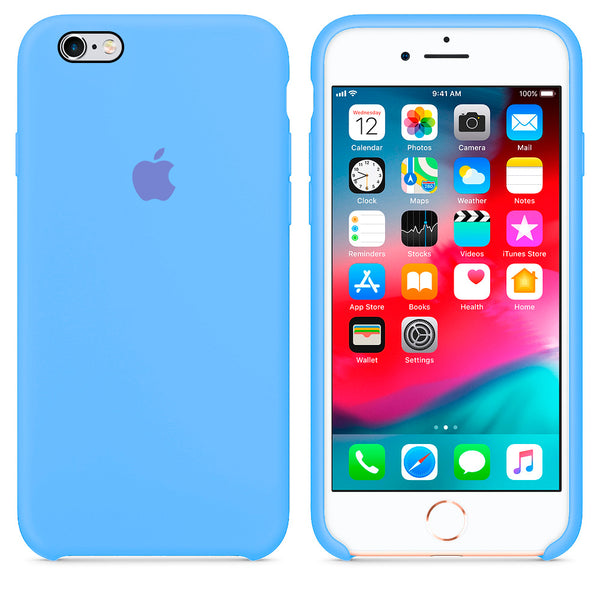 Carcasa Case iPhone 11 Silicona Protector Apple - Una Ganga Uy