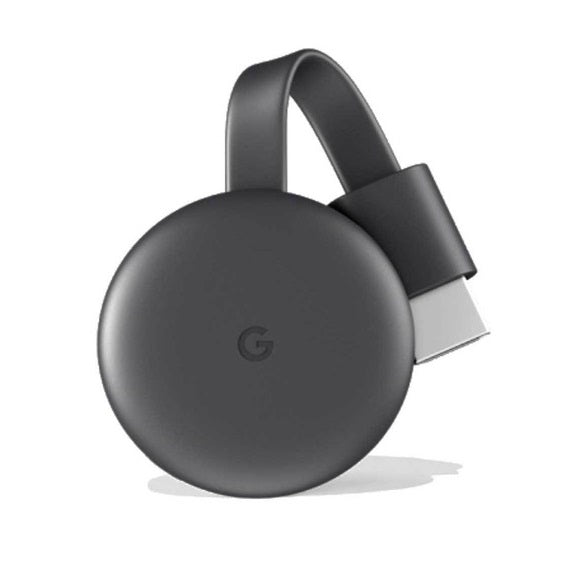 Chromecast 3 Smart Tv Netflix Youtube Hdmi Hd Original