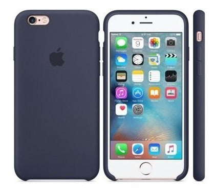 Carcasa Case iPhone 6 6s Silicona Protector Apple - Una Ganga Uy