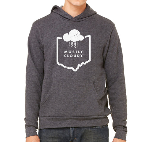 Mostly Cloudy Hoodie