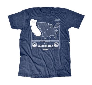 Geography of a Californian