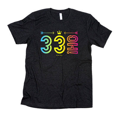 330 area code unisex t-shirt | Akron, Ohio | The Social Dept.