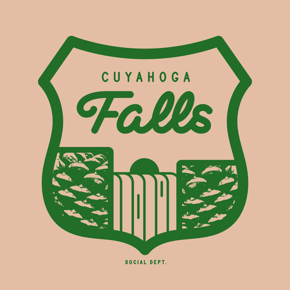 Cuyahoga Falls Shield