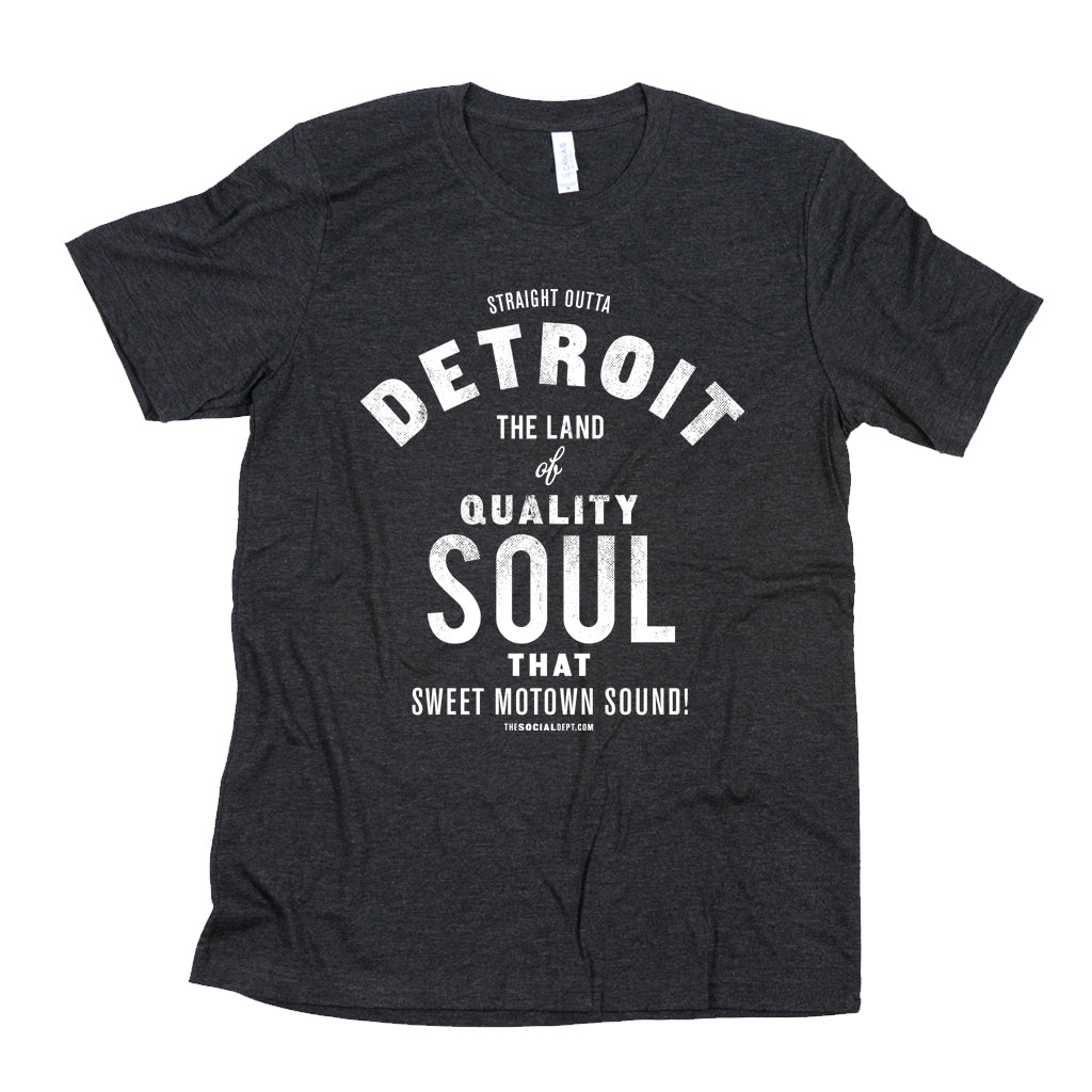 Detroit The Land of Soul