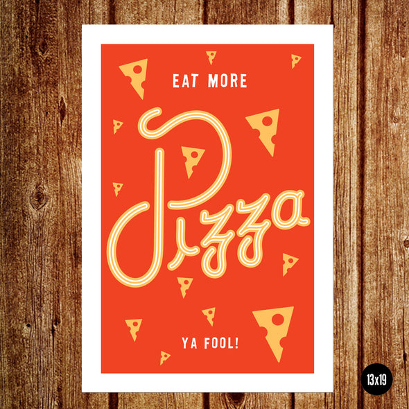 Pizza / Poster