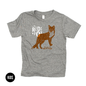 Summit Metro Parks Red Fox