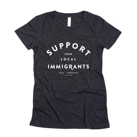 Support Your Local Immigrants
