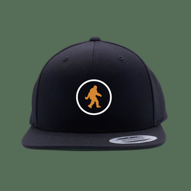 Bigfoot / Snapback Hat