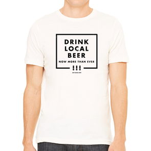 Drink Local Beer Now More Than Ever!