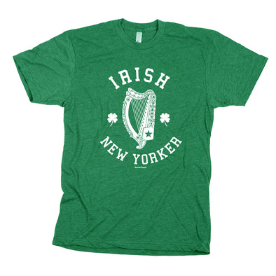 Irish New Yorker
