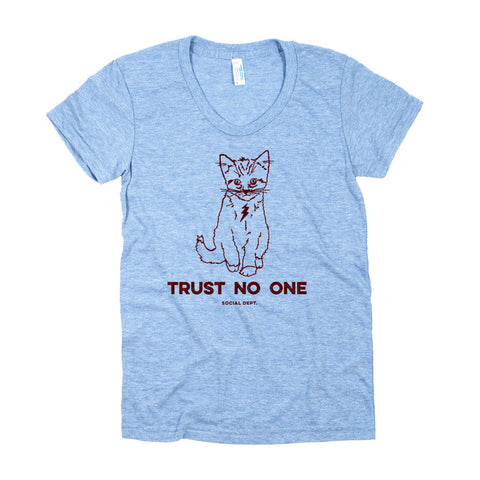 Kitty Trust No One!