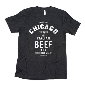 Chicago The Land of Italian Beef