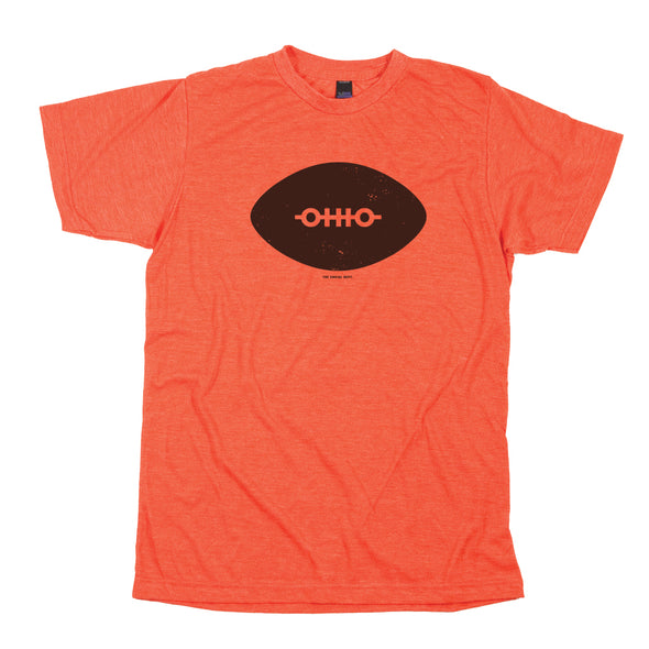 Ohio Football Laces / Orange