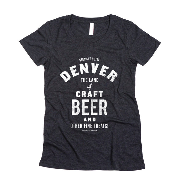 Denver The Land of Craft Beer
