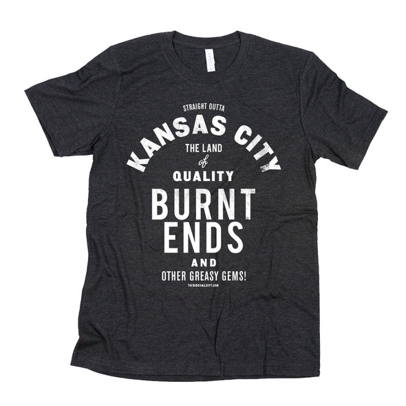 Kansas City The Land of Burnt Ends