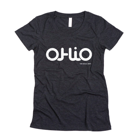 Ohio Space Typography