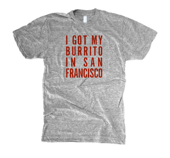 San Francisco Burrito