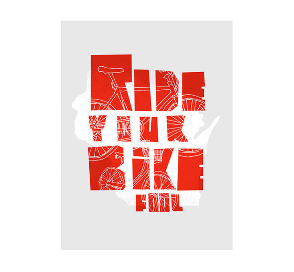 Wisconsin / Ride Your Bike