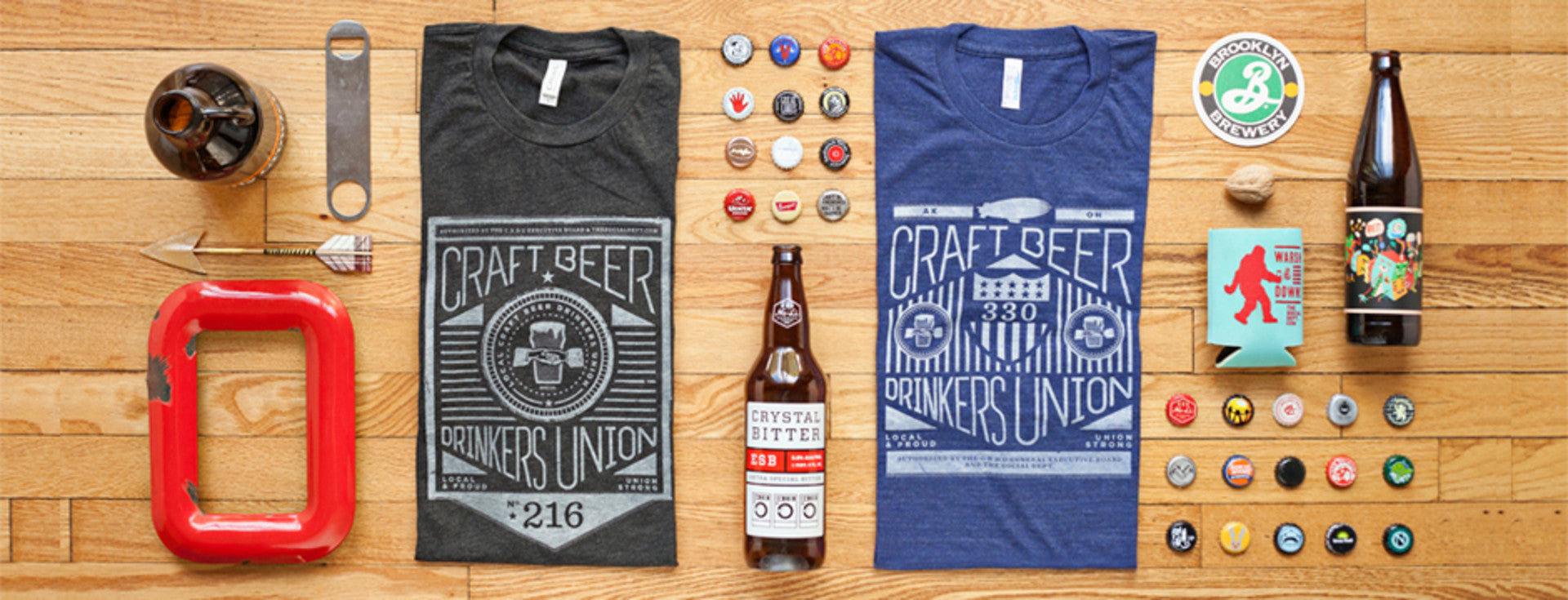 CRAFT BEER DRINKERS