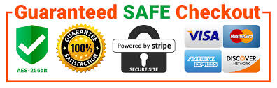 Guaranteed safe checkout trust badge