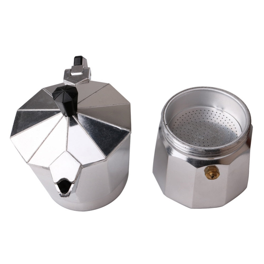 The Classic! Italian Stove Top Percolator Espresso Coffee Maker - pupville
